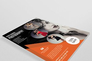 Photography Flyer Template-V74