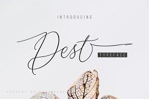 Dest Typeface