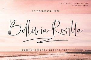 Bollivia Rosilla