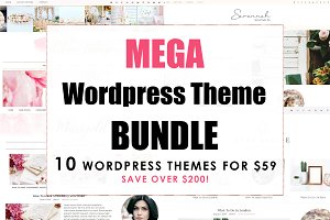 Wordpress Theme Bundle SAVE $329!