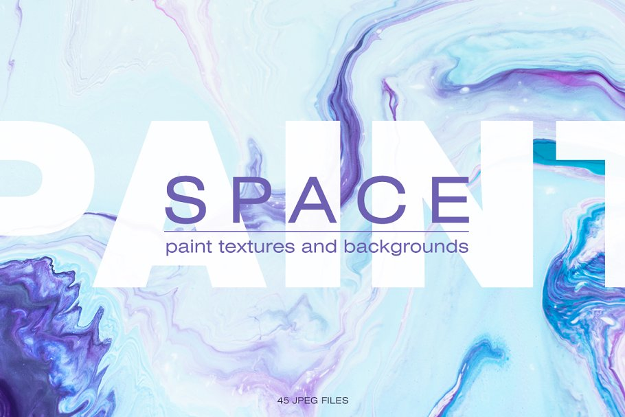 Space paint textures in Textures - product preview 8