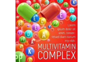 Multivitamin complex with minerals