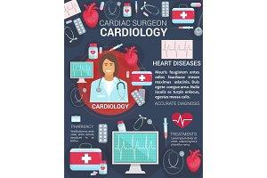 Cardiology heart health medicine