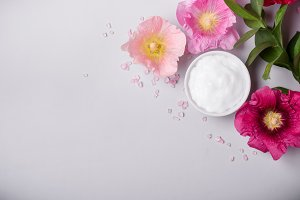 Natural Cosmetics product, flavored