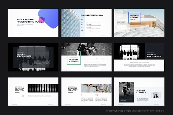 Simple business powerpoint template presentation templates simple business powerpoint template presentation templates creative daddy wajeb Gallery