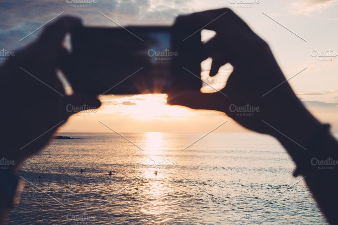 Pictures of sunset.jpg - Technology