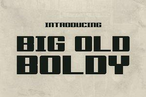 Big Old Boldy