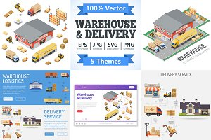 Warehouse Logistics and Delivery