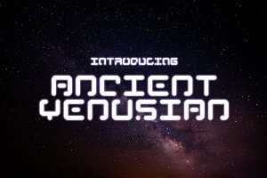 Ancient Venusian