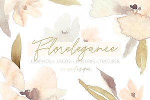 Florelegance Patterns Textures Logos