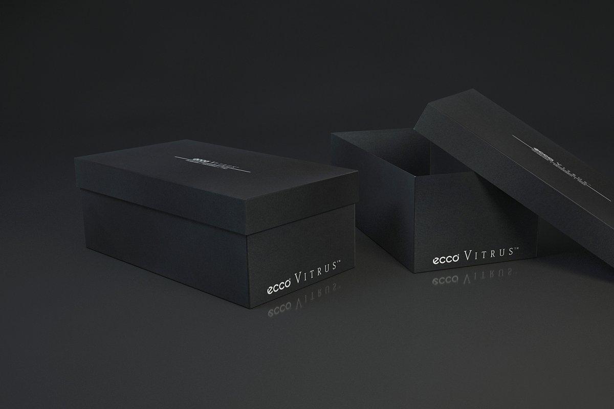 Shoe box ECCO