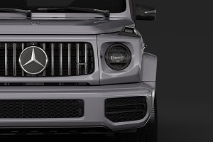 Mercedes-AMG G 63 Night Packet W464