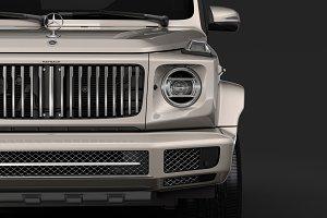 Mercedes Maybach G 600 W464 2019