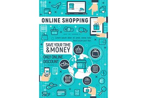 Online shopping technology