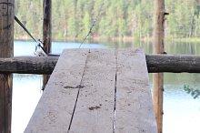 Spellbinding jumping lake ladder