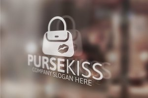 Purse Kiss Logo