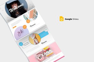 Vexana - Google Slide Template