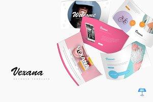 Vexana - Keynote Template