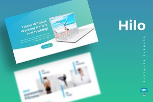 Hilo - Keynote Template