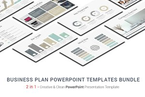 Business Plan PowerPoint Bundle
