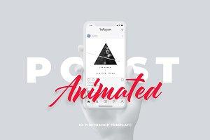 09-ANIMATED Minimal Instagram Post