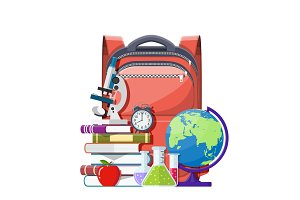 Education and study learning concept