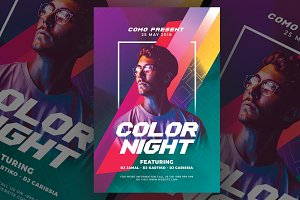 Dj Club Flyer Templates