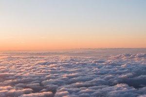 Evening sky Solar dream
