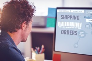 Image of image shipping order