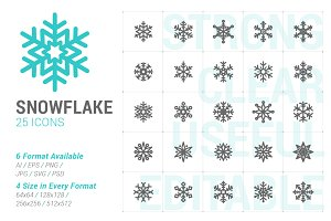 Snowflake Mini Icon