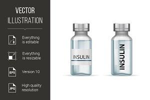 Insulin Bottles