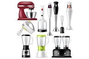 Blender vector juicer machine or