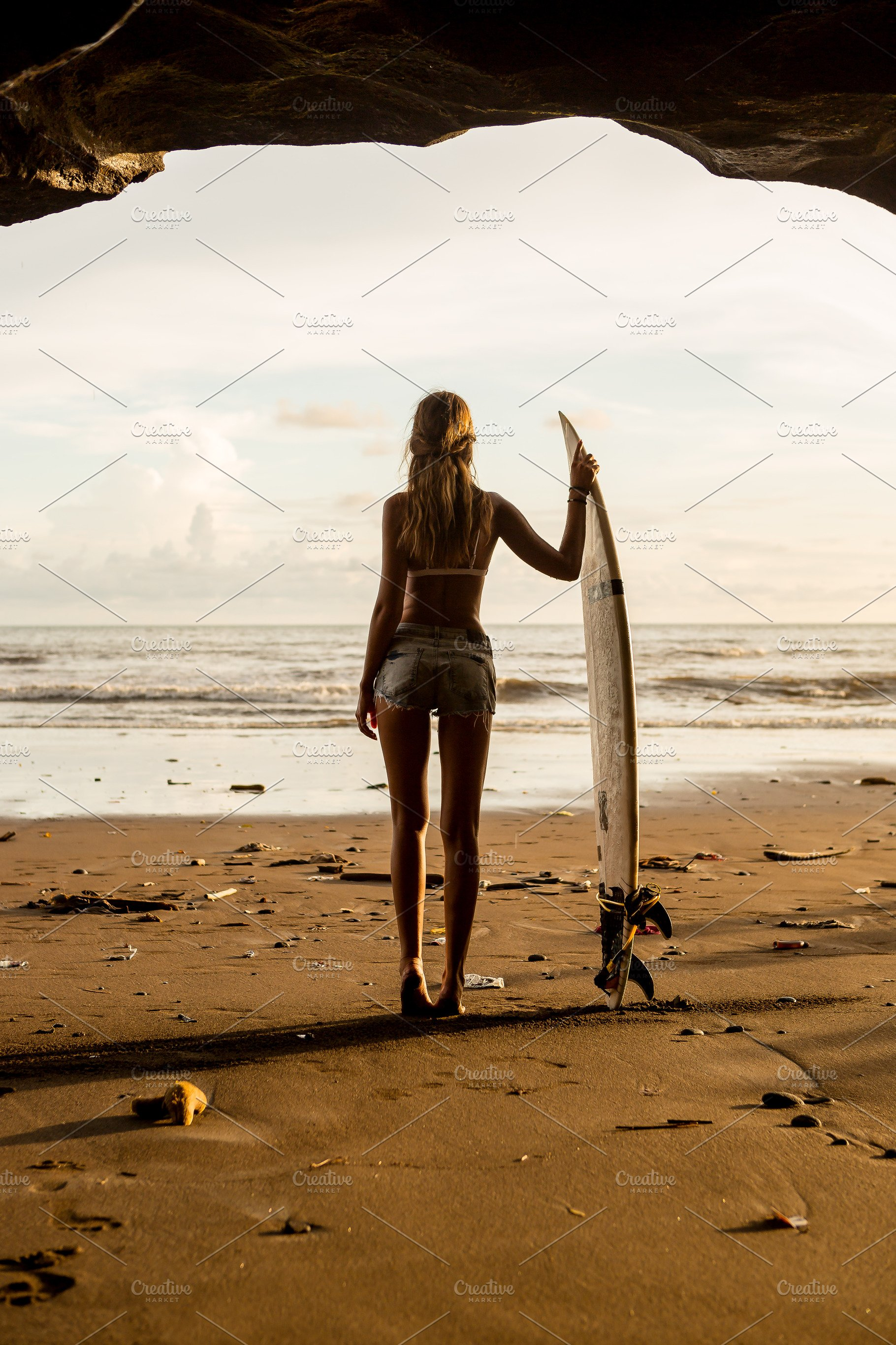 Surfing All Day Long