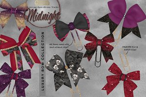 Midnight Bows Collection