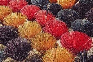 Incense Sticks Pattern