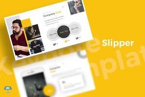 Slipper - Keynote Template