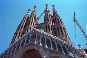 The Sagrada Familia, UNESCO World He