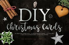 DIY Christmas Cards v3 by  in Cards