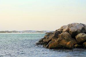 Rocky Destin Beach