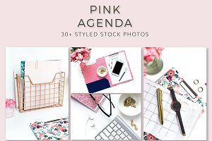 Pink Agenda (30+ Images)