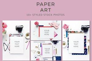 Paper Art (10+ Images)