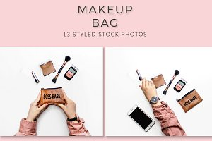 Makeup Bag (13 Images)