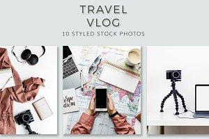 Travel Vlog (10 Images)