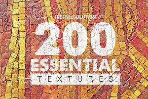 200 Essential Textures vol.2