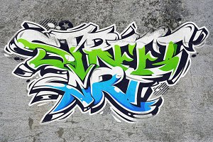 Street Art | Graffiti Lettering
