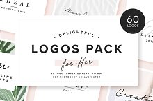Delightful - Logos Pack by  in Logos