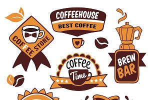 Coffee To Go Logos