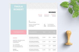 Invoice Template - Receipt Template