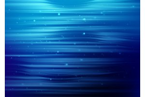 Abstract blue background with light