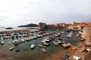 Dubrovnik old town Kings Landing
